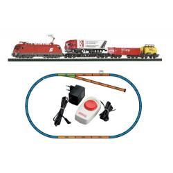 ** Piko 57170 Hobby OBB Rh1216 Freight Starter Set - HO Scale