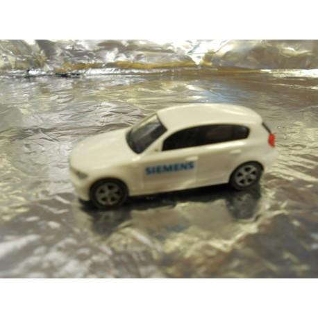 """** Herpa 290746  BMW 1er """"Siemens""""."""