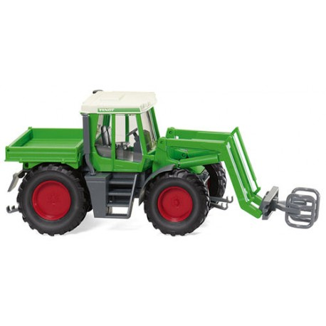 ** Wiking 038003 Fendt Xylon with Bale Grab