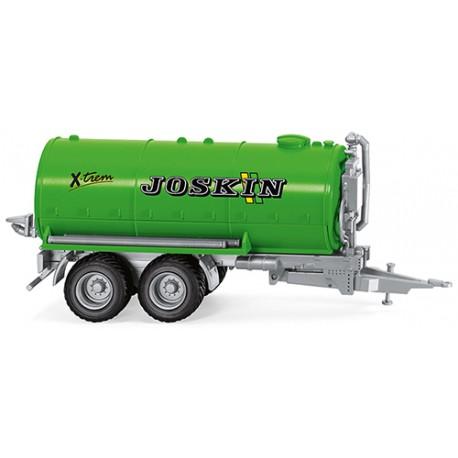 ** Wiking 038238 Joskin Vacuum Barrel Trailer