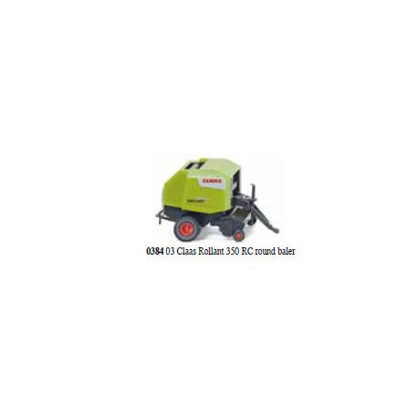 ** Wiking 038403 Claas Rollant 350RC Round Baler