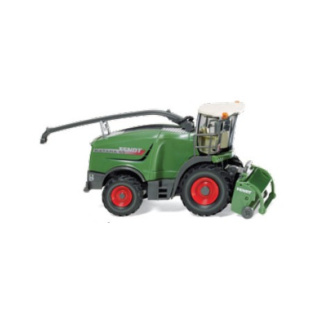 ** Wiking 038960 Fendt Katana 65 with Grass Cutter