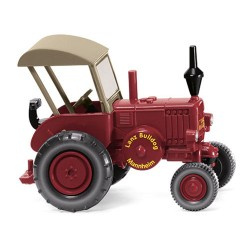 ** Wiking 088009 Lanz Bulldog with Roof Red