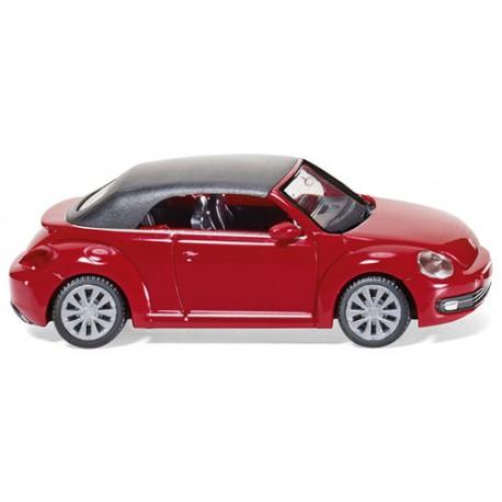 ** Wiking 002849 VW Beetle Tornado Red