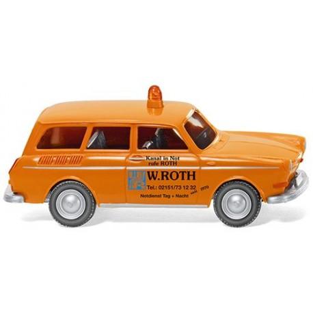 ** Wiking 004201 VW 1600 Emergency Service W.Roth
