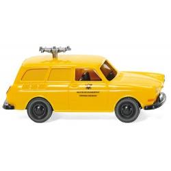** Wiking 004202 VW 1600 Variant Radio Testing Vehicle