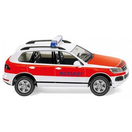 ** Wiking 007118 VW Touareg Ambulance
