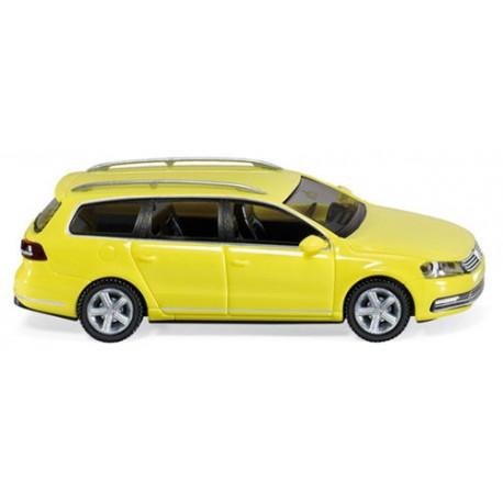 ** Wiking 008902 VW Passat B7 Sulphur Yellow