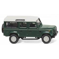 ** Wiking 010202 Land Rover Defender 110 Keswick Green