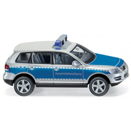 ** Wiking 010443 VW Touraeg GP Explosive Ordinance Disposal