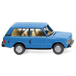 ** Wiking 010502 Range Rover Blue