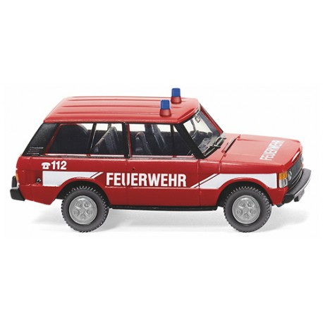 ** Wiking 010503 Range Rover Fire Brigade