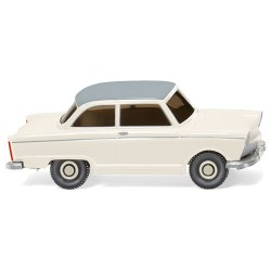** Wiking 012101 DKW Junior Deluxe Pearl White/Grey Roof