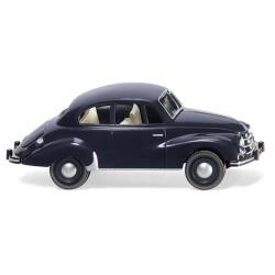** Wiking 012202 DKW F89 Black Blue