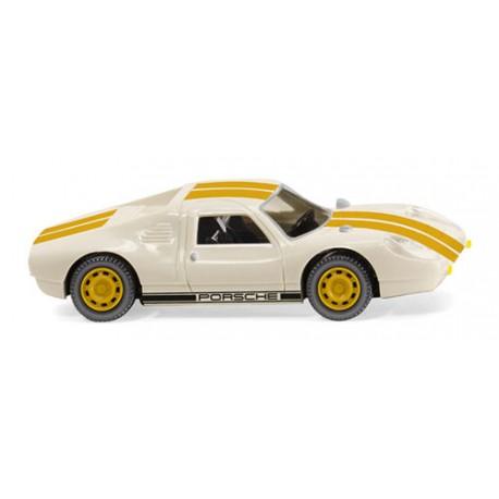 ** Wiking 016302 Porsche 904 GTS Pearl White