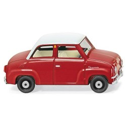** Wiking 018402 Glas Goggomobil Red/White