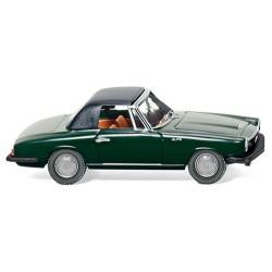 ** Wiking 018698 Glas 1700 GT Convertible Dark Green