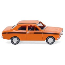 ** Wiking 020305 Ford Escort Mexico Orange