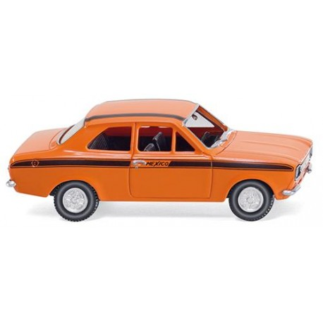 ** Wiking 020305 Ford Escort Mexico Orange