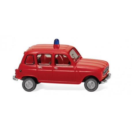 ** Wiking 022447 Renault R4 Fire Brigade