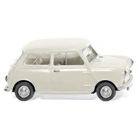 ** Wiking 022602 Morris Mini Minor White