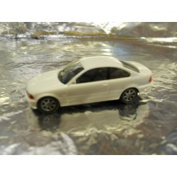 ** Herpa 022736  BMW 3er '99 Coupé White