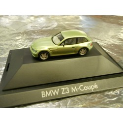 ** Herpa 101127  BMW Z3M Coupe.