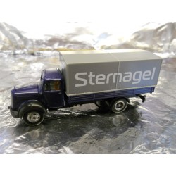 "** Herpa 294799 Mercedes Benz 311 L Canvas Truck ""Sternagel"""