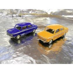 ** Herpa 451604 NSU TT (2 Cars Per Pack)