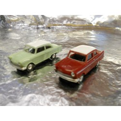 ** Herpa 451598 DKW Junior 'Pack of two Cars'.