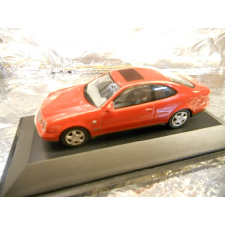 ** Herpa 070508 Mercedes Benz CLK, Imperial Red