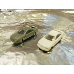 ** Herpa 065146  MB CLK Passenger Car Set.