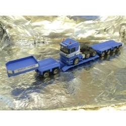 """** Herpa 903042  Scania R Heavy Duty Semitrailer """"Schmid""""."""