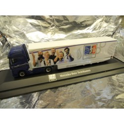 ** Herpa 903905  Mercedes-Benz Actros Giga Box Semitrailer TechMasters PC