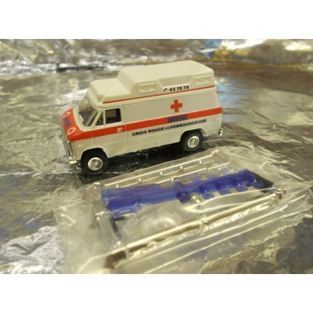 ** Trident 90065A Ambulance Croix Rouge Luxembourgeoise