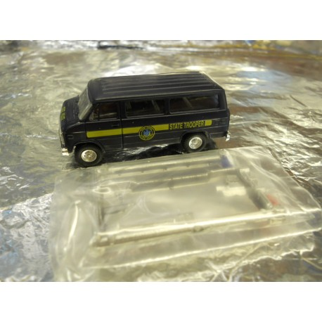 ** Trident 90135 Van NY State Trooper