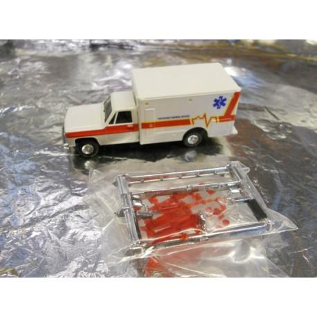 ** Trident 90105 Ambulance Emergecy Medical Service