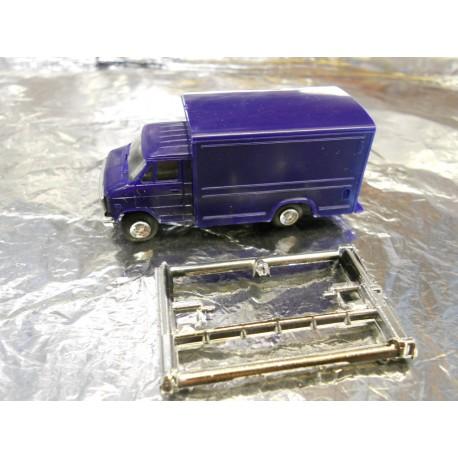 ** Trident 90101B  Van Blue Unmarked