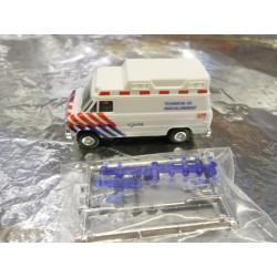 ** Trident 90131 Traffic Police Van