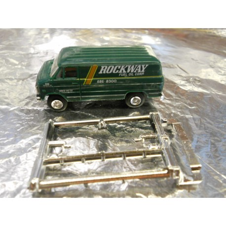 ** Trident 90075 Cargo Van Rockway
