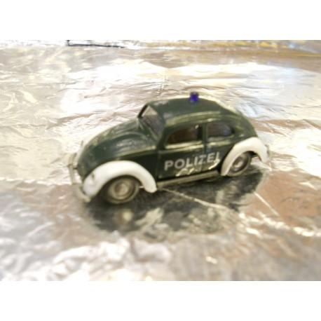 ** Busch 42741  Volkswagen 1200 Police Car.