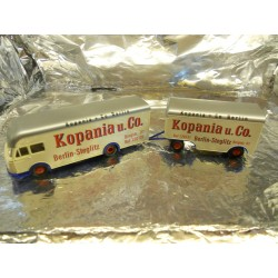 "** Brekina 57802  Bussing Furniture Lorry  "" Kopania u. Co. """