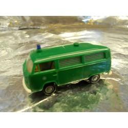 ** Brekina 33082 VW T2 Police Bus