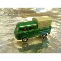 ** Brekina 32800 VW T2 Van with Canopy Green