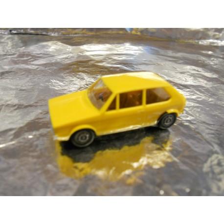 ** Brekina 25500 VW Golf Hatchback Yellow
