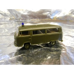 ** Brekina 33190 VW T2 Military Bus