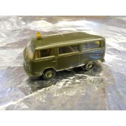 ** Brekina 33200 VW T2 Military Bus - ' Follow Me '