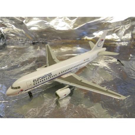 ** Wings 550413 Eurowings Airbus A319