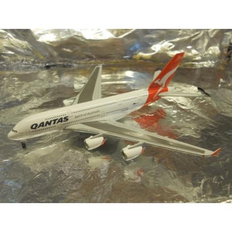 ** Herpa Wings 507967-002 Qantas A380-800