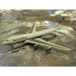 ** Herpa Wings 528030 British Airways Boeing 747-400 (Landor)